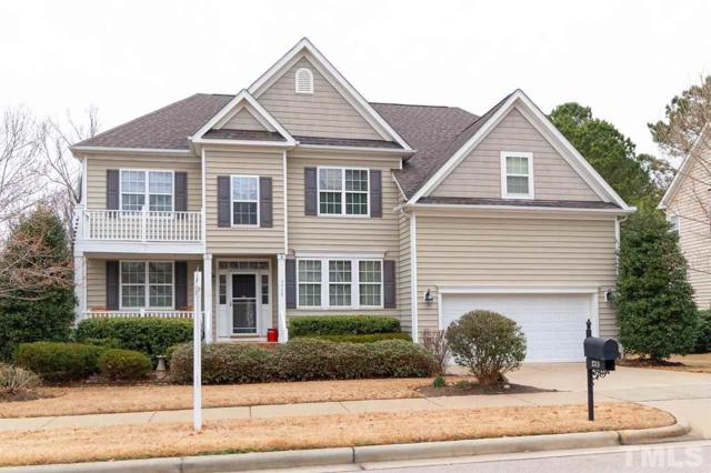 3713 Song Sparrow Drive, Wake Forest, NC 27587 (#2240716) :: The Perry Group