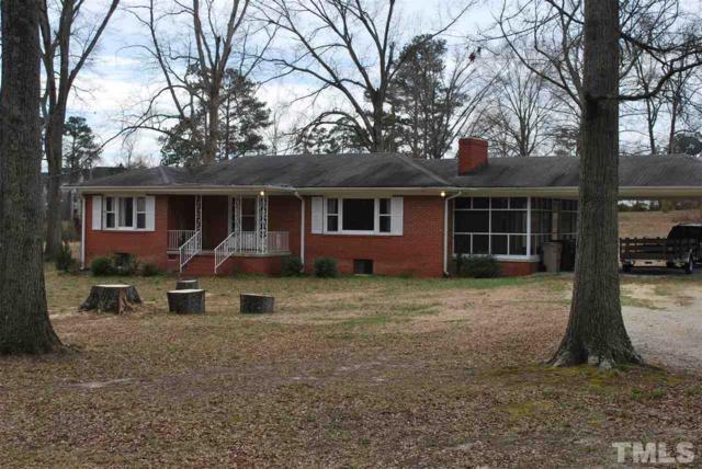 1057 Benson Road, Garner, NC 27529 (#2240721) :: Morgan Womble Group