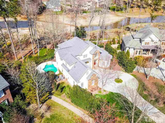 850 Bear Tree Creek, Chapel Hill, NC 27517 (#2240725) :: The Amy Pomerantz Group
