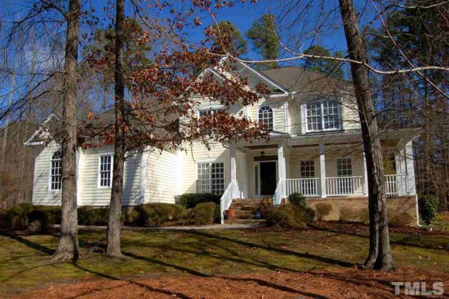 8 Fairwoods Drive, Durham, NC 27712 (#2240790) :: Morgan Womble Group