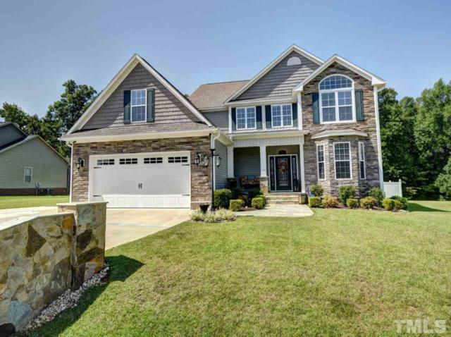 33 Summerglow Court, Clayton, NC 27527 (#2240843) :: The Perry Group