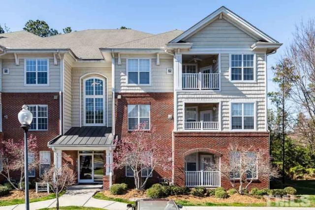 1223 Arborgate Circle #12, Chapel Hill, NC 27514 (MLS #2240844) :: The Oceanaire Realty