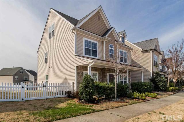 714 Keystone Park Drive, Morrisville, NC 27560 (#2240889) :: The Perry Group