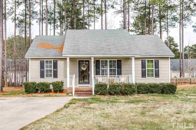 3056 Van Dorn Road, Knightdale, NC 27545 (#2240941) :: The Perry Group