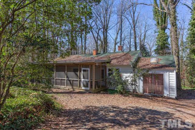 1212 Roosevelt Drive, Chapel Hill, NC 27514 (#2241004) :: Spotlight Realty