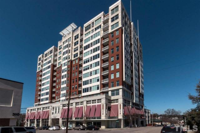 400 W North Street #1020, Raleigh, NC 27603 (#2241010) :: The Perry Group