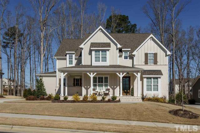 3160 Curling Creek Drive, Apex, NC 27502 (#2241115) :: The Perry Group
