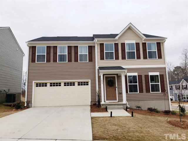 1003 Garrison Avenue, Clayton, NC 27520 (#2241165) :: The Perry Group