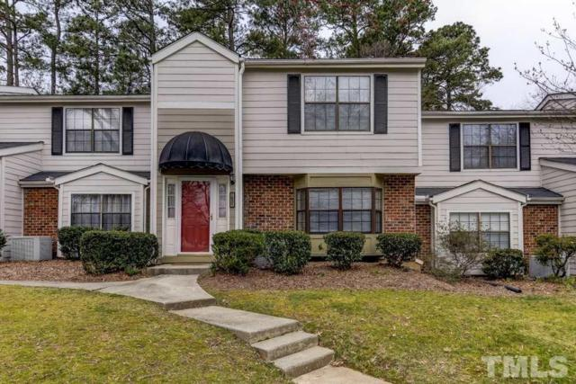 7631 Falcon Rest Circle #7631, Raleigh, NC 27615 (#2241166) :: Raleigh Cary Realty