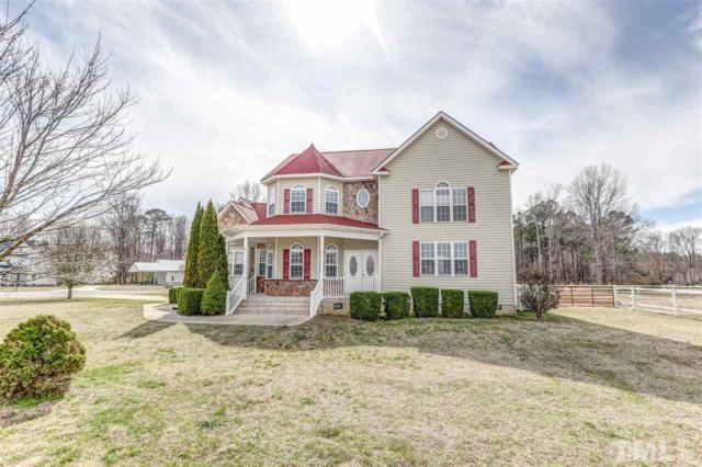 116 Sunny Hollow Court, Selma, NC 27576 (#2241199) :: The Perry Group