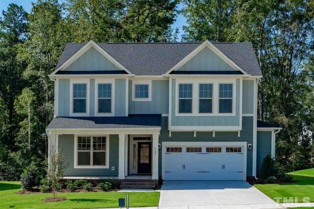 709 Hydrangea Field Court, Wake Forest, NC 27587 (#2241291) :: The Jim Allen Group