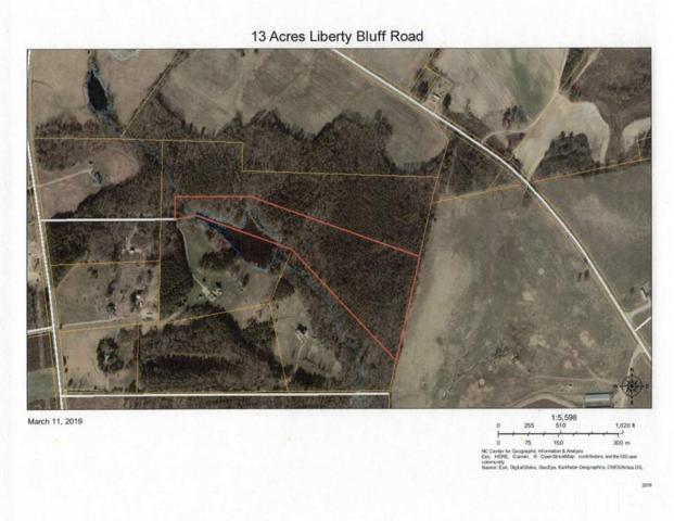 00 Liberty Bluff Lane, Spring Hope, NC 27882 (#2241398) :: The Perry Group