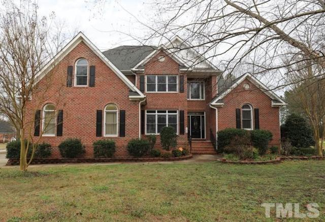 240 Josie Drive, Benson, NC 27504 (#2241460) :: The Perry Group