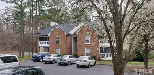 1010 Kingswood Drive I, Chapel Hill, NC 27517 (#2241514) :: The Jim Allen Group