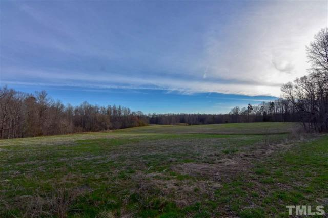 47.71 acres Durham Road, Timberlake, NC 27583 (#2241570) :: The Perry Group