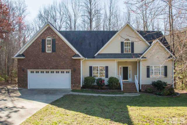 3694 Lalla Court, Wake Forest, NC 27587 (#2241595) :: The Perry Group