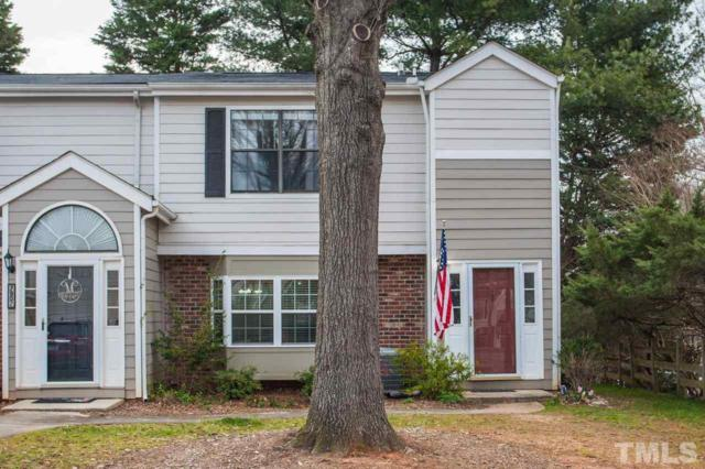 7900 Falcon Rest Circle Bldg #10, Raleigh, NC 27615 (#2241655) :: Raleigh Cary Realty