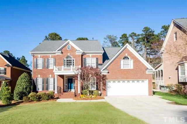 225 Ridge Creek Drive, Morrisville, NC 27560 (#2241668) :: The Perry Group