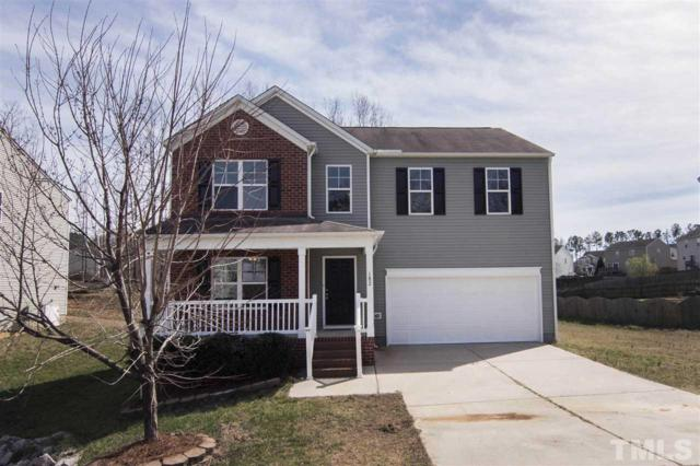 182 Woodcreek Lane, Clayton, NC 27520 (#2241695) :: The Amy Pomerantz Group