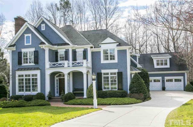 119 Cross Creek Drive, Chapel Hill, NC 27514 (#2241730) :: The Perry Group