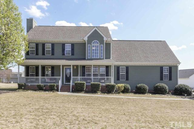 313 Riverwood Drive, Clayton, NC 27527 (#2241750) :: Raleigh Cary Realty