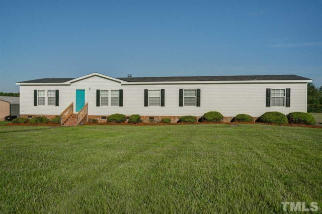 8127 Brooks Road, Kenly, NC 27542 (#2241756) :: The Perry Group