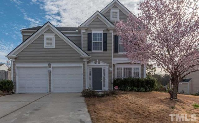 511 Piney Woods Lane, Apex, NC 27502 (#2241798) :: The Perry Group