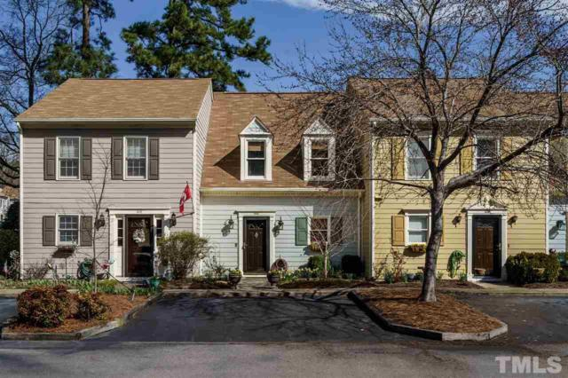 1610 Township Circle, Raleigh, NC 27609 (#2241846) :: Marti Hampton Team - Re/Max One Realty