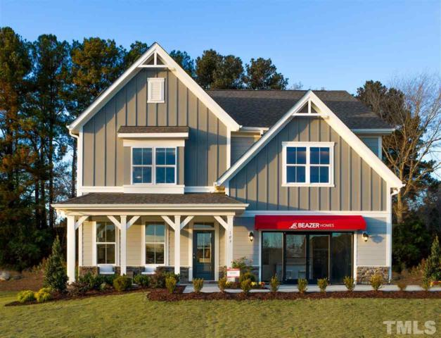 213 Woodstaff Avenue Lot 11, Wake Forest, NC 27587 (#2241883) :: The Perry Group