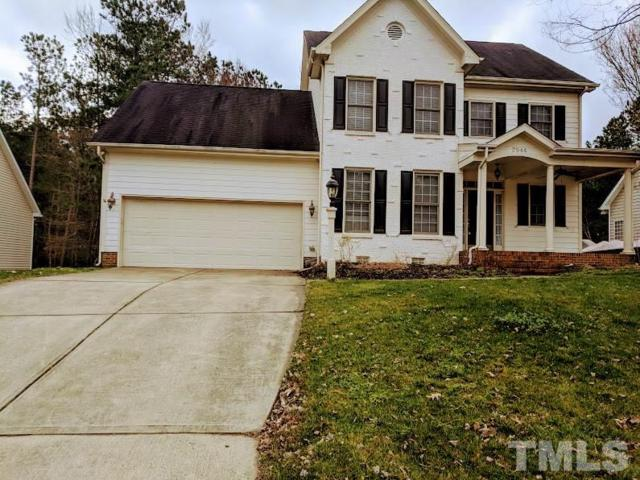2944 Dargan Hills Drive, Wake Forest, NC 27587 (#2241921) :: The Perry Group