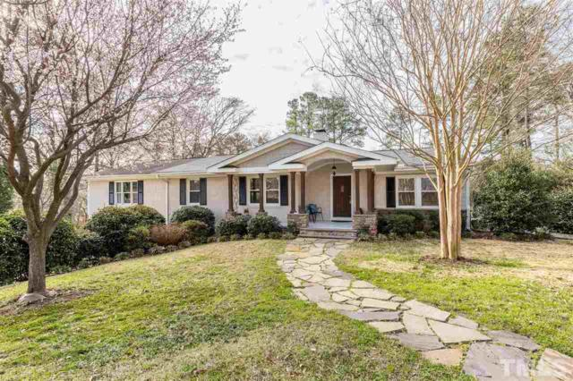 3405 Dell Drive, Raleigh, NC 27609 (#2241972) :: Raleigh Cary Realty