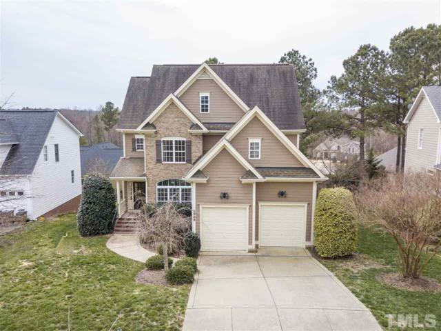 3928 Forgotten Pond Avenue, Wake Forest, NC 27587 (#2241983) :: Morgan Womble Group