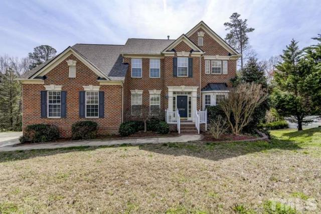 3504 Kemble Ridge Drive, Wake Forest, NC 27587 (#2241991) :: The Perry Group