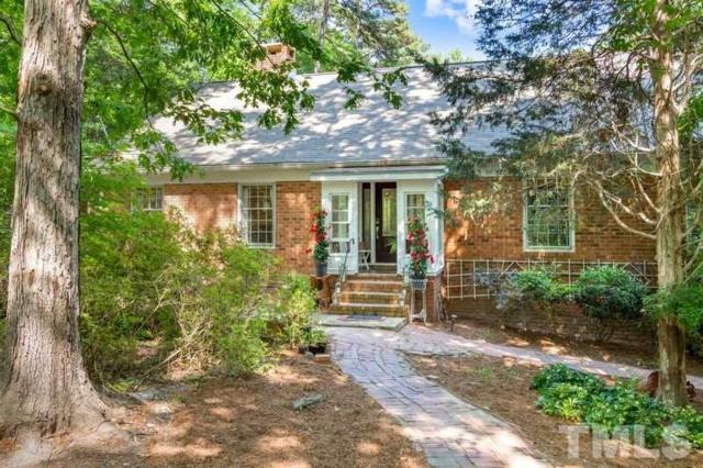 1702 Michaux Road, Chapel Hill, NC 27514 (#2242094) :: The Perry Group
