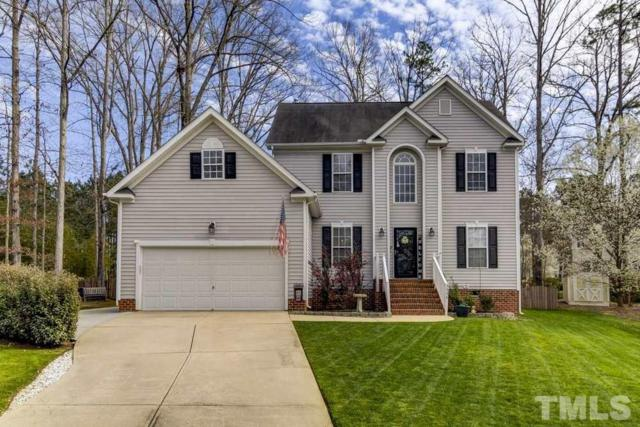 3006 Steele Creek Court, Apex, NC 27502 (#2242184) :: The Perry Group