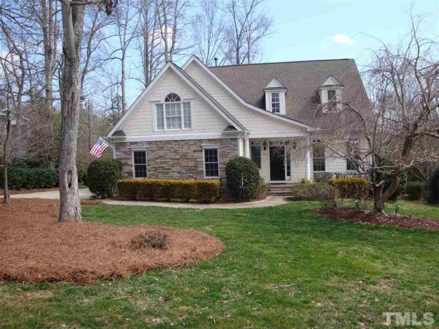 240 The Preserve Trail, Chapel Hill, NC 27517 (#2242274) :: The Results Team, LLC