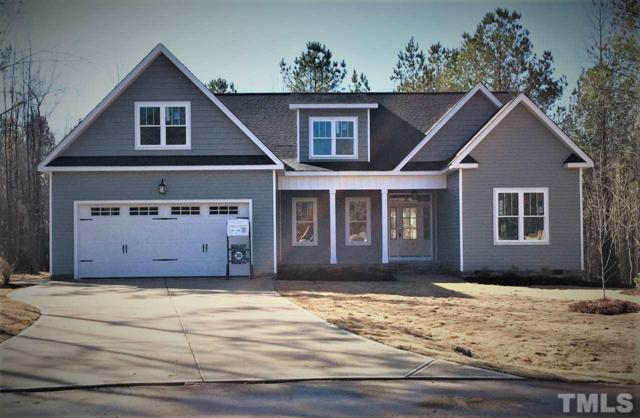 320 Wolf Den Drive #11, Garner, NC 27529 (#2242281) :: The Jim Allen Group