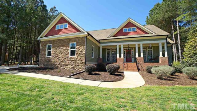 85 Jackson Road, Youngsville, NC 27596 (#2242324) :: The Perry Group