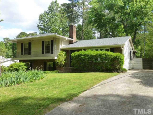 1604 Ferrell Road, Chapel Hill, NC 27517 (#2242341) :: The Perry Group