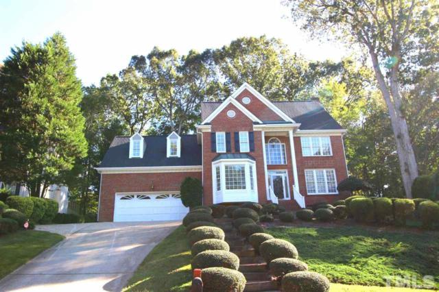 104 Duckwood Lane, Cary, NC 27518 (#2242343) :: The Jim Allen Group