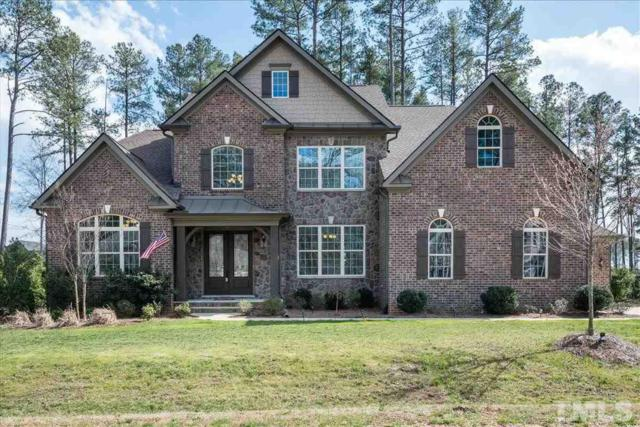 1540 Sandybrook Lane, Wake Forest, NC 27587 (#2242354) :: The Perry Group