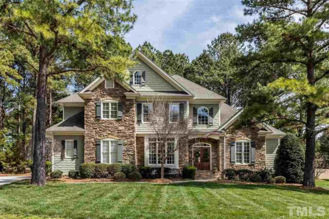 1313 Colonial Club Road, Wake Forest, NC 27587 (#2242397) :: M&J Realty Group