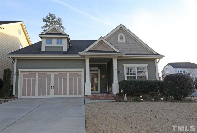 640 Ancient Oaks Drive, Holly Springs, NC 27540 (#2242398) :: Marti Hampton Team - Re/Max One Realty