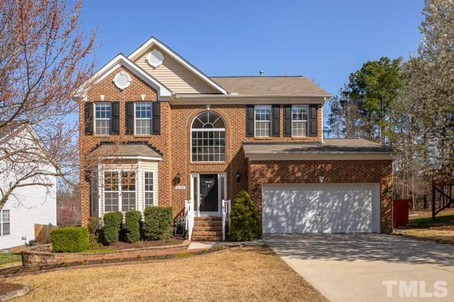 3109 Gross Avenue, Wake Forest, NC 27587 (#2242406) :: The Perry Group