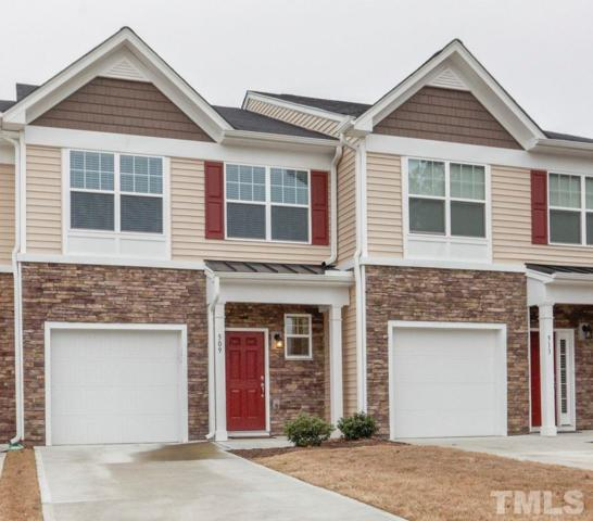 509 Commons Drive, Holly Springs, NC 27540 (#2242445) :: The Perry Group