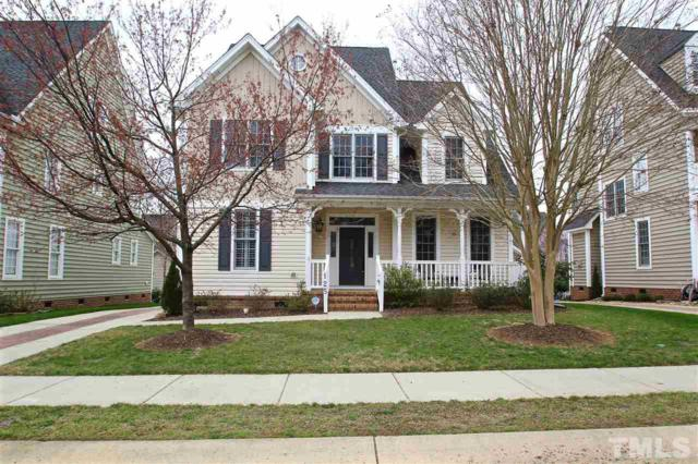 125 Old Savannah Drive, Morrisville, NC 27560 (#2242446) :: The Jim Allen Group