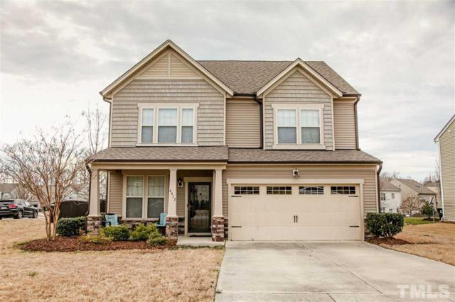 4412 Riley Drive, Knightdale, NC 27545 (MLS #2242475) :: The Oceanaire Realty
