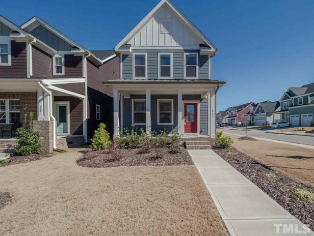 705 Fireball Court, Knightdale, NC 27545 (MLS #2242483) :: The Oceanaire Realty