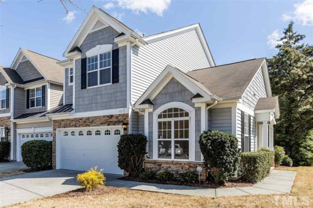 507 Courthouse Drive, Morrisville, NC 27560 (#2242484) :: Rachel Kendall Team