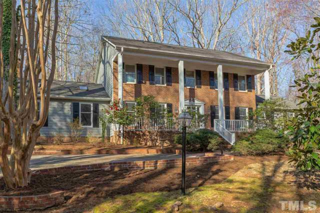 18 Wysteria Way, Chapel Hill, NC 27514 (#2242509) :: The Jim Allen Group